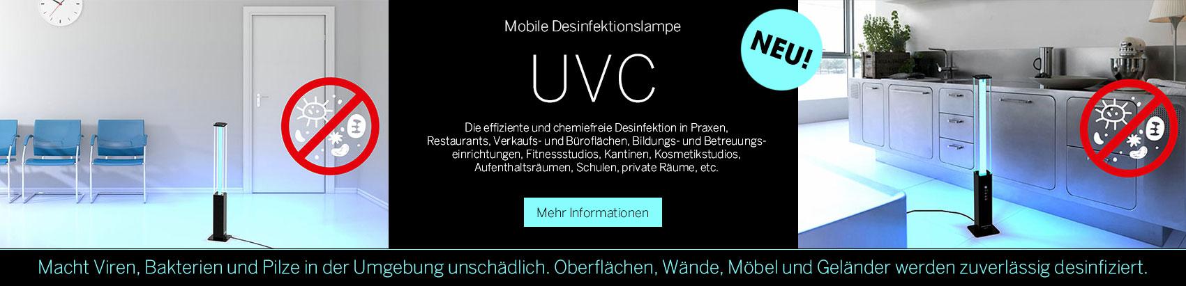 Banner - UVC